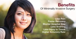 Minimally Invasive Gynecological Surgery (MIGS)